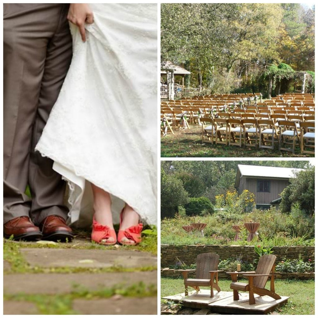 Looking For An Awesome Outdoor Knoxville Wedding Venue