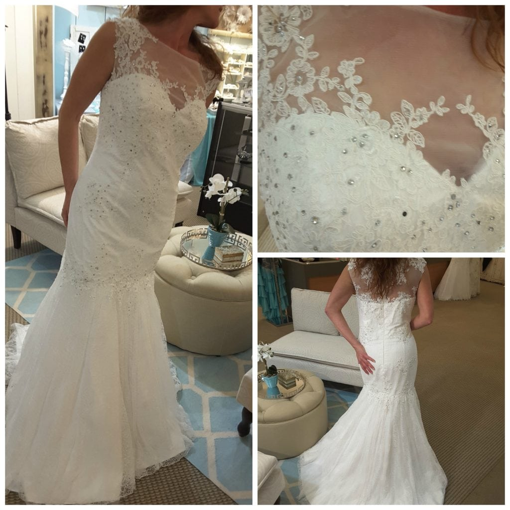 Affordable wedding dresses for less than 1500 in 2017 at for Cheap wedding dresses in knoxville tn